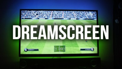 The 'DreamScreen' LED Backlighting System